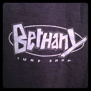 Bethany Surf Shop T- shirt  - Size XL